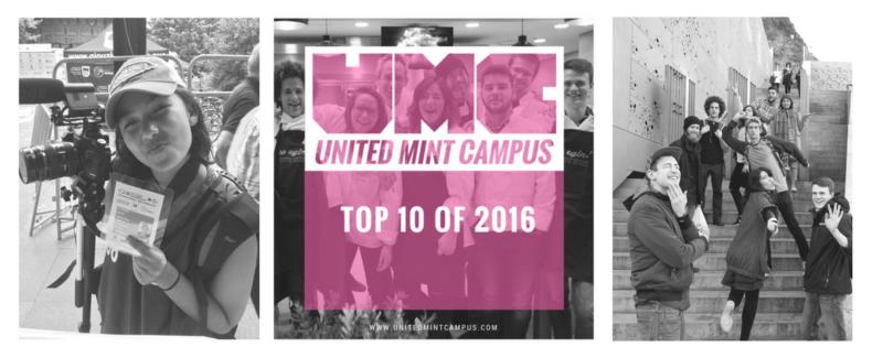 UMC Top 10 of 2016