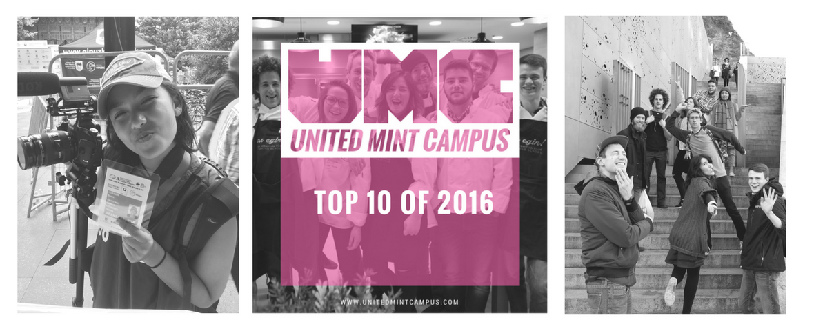 Featured Image for United Mint Campus Top 10 of 2016
