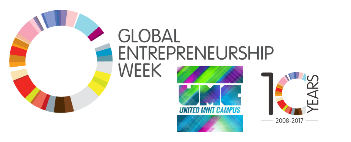 Featured Image for United Mint Campus & Global Entrepreneurship Week 2017